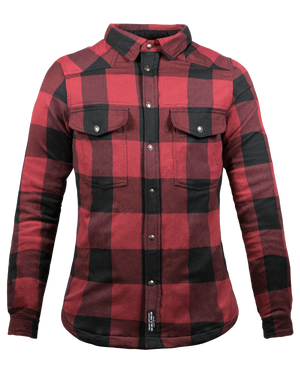 MOTOSHIRT BLACK/RED